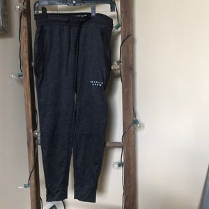Dark gray American Eagle joggers